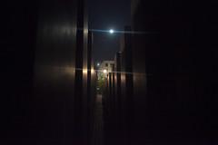 Lens flare (mikaelstahle) Tags: berlin memorial lensflare holocaustmemorial anamorphic