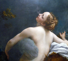 Correggio, Jupiter and Io, detail with kiss