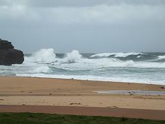 Austinmer beach 2012Aug10 (mugzshotz) Tags: storm big winds seas