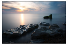 rock time (Emmanuel DEPARIS) Tags: sea mer beach pose nikon north du emmanuel nord d800 longue deparis nd110