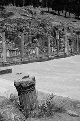 Delphi (Δελφοί) Greece, Aug 2012. 05-122 (megumi_manzaki) Tags: archaeology greek ancient delphi greece worldheritage delphoi