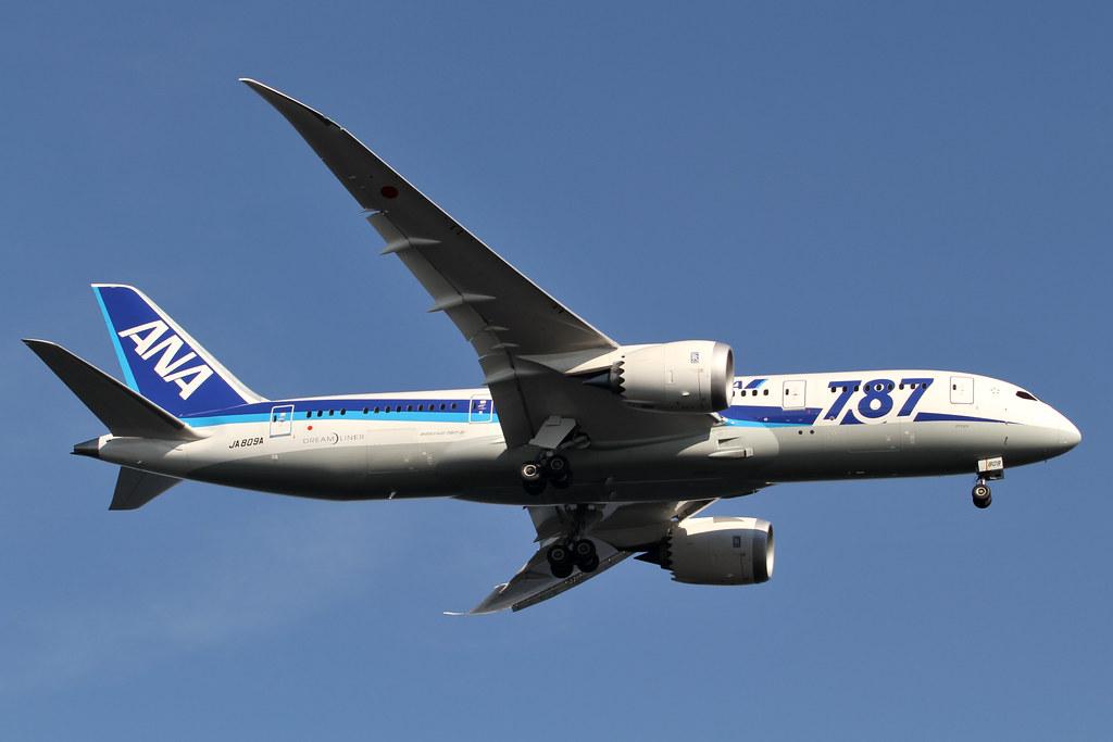 ANA B787-8(JA809A) Dreamliner by Kentaro IEMOTO@Tokyo, on Flickr