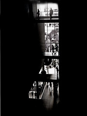 Life Gradient (Maryam Arif) Tags: life light shadow monochrome composition contrast blackwhite perspective silhouettes structure silence planes gradient levels