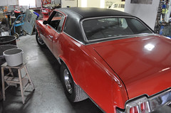 "70 Cutlass SX Coupe Restoration before • <a style=""font-size:0.8em;"" href=""http://www.flickr.com/photos/85572005@N00/8151106926/"" target=""_blank"">View on Flickr</a>"