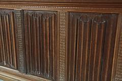 Bayton, Worcestershire, St Bartholomew (Tudor Barlow) Tags: england churches worcestershire listedbuilding parishchurch wyreforest churchinteriors linenfold gradeiilistedbuilding bayton