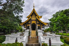 Chiang mai temple present by naturenote_E12403605-018 (10tis.com) Tags: