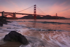(Andrew Louie Photography) Tags: bridge point golden gate san francisco fort