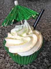 Mojito Cuptail Cocktail Cupcake