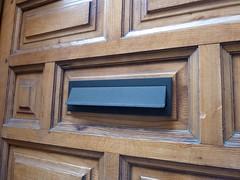 herraje buzn 01 (Unidad tcnica_Consorcio de Toledo) Tags: madera toledo puertas hueco aldaba herrajes portones rehabilitacin