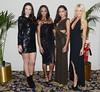 Cristiona Aston, Faith Barnett, Sinead Noonan, Kerri Nicole Blanc