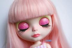 Rosa's eyelids :)