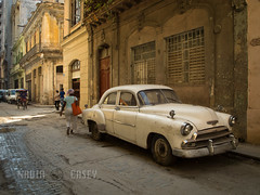 Old Bel Air (N+C Photo) Tags: world life street old city travel urban holiday history classic chevrolet belair tourism car architecture america island photography photo ancient nikon image earth explor