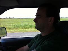 Raf driving