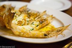 Camarones del Pacifico a la parilla (Pacific shrimp on the grill) (docsconz) Tags: mexico mexicocity mexicanfood mexicanrestaurants jairtellez merotoro mesamerica