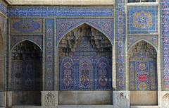 Nasır El-Mülk Mosque - Shiraz (Sinan Doğan) Tags: cami mosque muslim iran ıran şiraz shiraz nasırelmülkmosque nasırelmülkcamii iranian persian ایران iranphotos عکس