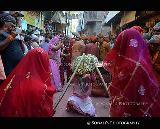 Lathmar Holi ....... Nandgao