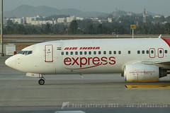 VT-AYA B737-800 Air India Express (JaffaPix +5 million views-thanks...) Tags: airplane flying aircraft aviation flight aeroplane airline boeing airliner 737 b737 737800 b737800 blr bangaloreairport airindiaexpress axb vobl vtaya jaffapix davejefferys