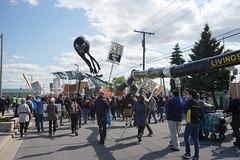 DSC00820 (Break Free Midwest) Tags: march midwest break protest free 350 bp whiting breakfree 350org breakfree2016