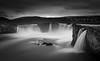Godafoss (vulture labs) Tags: blackandwhite bw art zeiss landscape photography waterfall iceland nikon fineart workshop godafoss ndfilter firecrest vulturelabs