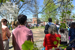 """Peace Vigil """"Raising Our Voices in Harmony"""" (Centre College) Tags: religion danville service studentlife 2016 topshot presbyterianchurch labyrinthwalk pearlhall regionalactivities"""