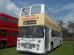 'Pride of Thanet' (michaelamos187) Tags: bus bristol sussex rally pride east hastings willowbrook vr thanet of