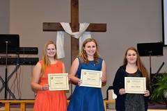 Clover High School Interact Club Finalists