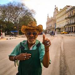 Havana. Cuba (H.L.Tam) Tags: street portrait havana cuba documentary sketchbook cuban iphone parquecentral photodocumentary cubanfaces iphoneography iphone6s harbana cubasketchbook