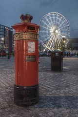 0155 (ElitePhotobox2) Tags: liverpool box pillar special postbox toned hdr luminance
