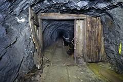 Gonzen Mine - Wolfsloch Tunnel (Kecko) Tags: underground geotagged army schweiz switzerland europe mine suisse swiss military kecko ostschweiz tunnel sg svizzera armee militr stollen 2016 militaer sargans bergwerk vild gonzen trbbach swissphoto wartau wolfsloch wettertre geo:lat=47076890 geo:lon=9459780 gonzenbergwerk