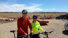 Mountain Biking in Moab, UT