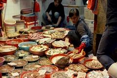 Seafood (dupdupdee) Tags: nikonfm2 nikkor50mmf14d c41processed kodakvision35219500t