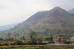 Hillside (Mark S Weaver) Tags: kathmandu nepa