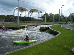 Stockton on Tees, River Tees watersports centre (rossendale2016) Tags: sports water river whitewater centre national olympic watersports stockton tees rivertees