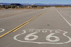 Route 66 (faungg's photos) Tags: california road ca travel usa us route66 roadtrip  ontheroad    66
