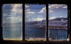 First class (stendol [L.B.W.L.]) Tags: old vintage view corsica first class dirt porto shuttle prima ferries classe bastia traghetto finestrino stiva