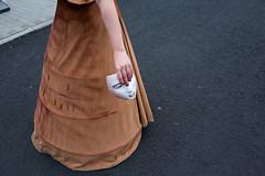 . (www.piotrowskipawel.pl) Tags: city woman face costume hand mask cosplay photojournalism documentary poland fantasy minimalism convent reportage pozna documentaryphotography wielkopolskie pawepiotrowski piotrowskipawelpl