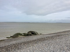 Plage de galet  la pointe du Hourdel  cayeux-sur-mer (stefff13) Tags: pointe plage picardie baie somme galet cayeuxsurmer hourdel