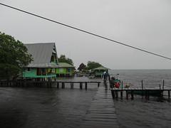 """Bocas del Toro: notre refuge pendant la tempête <a style=""""margin-left:10px; font-size:0.8em;"""" href=""""http://www.flickr.com/photos/127723101@N04/27236189612/"""" target=""""_blank"""">@flickr</a>"""