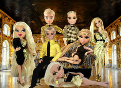 BFF4 | Week 3 | Silver and Gold | #teamgold | Kim Harrison (PancakeBoss) Tags: gold harrison kim princess 4 rich barbie competition it loves bff maxine bratz myscene fianna reroot collabs bff4
