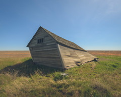 Slipping Away (Pedalhead'71) Tags: abandoned rural washington shack adamscounty