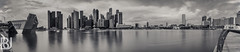 Singscape (binoyuthup) Tags: panorama longexposure singapore cityscape city architecture buildings urbanscape urban waterscape leefilters bigstopper nd