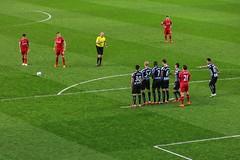 Liverpool - Newcastle 2015-04-13 (Michael Erhardsson) Tags: liverpool football stadium soccer arena fc fotboll anfield lfc ynwa premierleague fotbollsplan frispark
