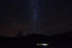 Milky Way over Mt Hutt retreat