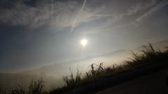 the mists of avalon (Rodrigo Alceu Dispor) Tags: sky cloud sun mist avalon bruma