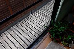 Ground wooden deck (hidesax) Tags: leica home japan x saitama vario ageo hidesax groundwoodendeck