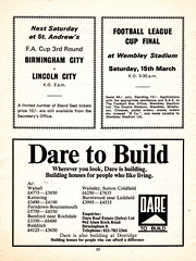 Birmingham City vs Derby County - 1968 - Page 22 (The Sky Strikers) Tags: county city two st magazine football official birmingham andrews division derby league 1s