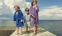 the crew (Anders Hviid) Tags: marta wendy louis kivik havn sweden sterlen
