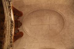 Kreuzkirche ceiling (Dresden) (matt.voigts) Tags: dresden 2012 kreuzkirche