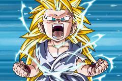 SS3 Kid Goku (Ayush Shashank) Tags: ball dragon db z trunks gt piccolo goku vegeta gohan gogeta gotenks saiyan dbz dbgt vegeto
