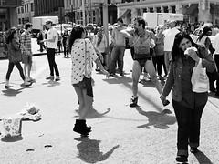 012A (Davide Filippini ) Tags: nyc newyorkcity people blackandwhite bw usa ny newyork monochrome america blackwhite pessoas funny unitedstates gente noiretblanc unitedstatesofamerica bn menschen personas persone astorplace personnes biancoenero     statiuniti    negroyblanco    crazyguys statiunitidamerica davidefilippini    nikkorafsdx35mmf18g nikond5000 astorplacenewyork